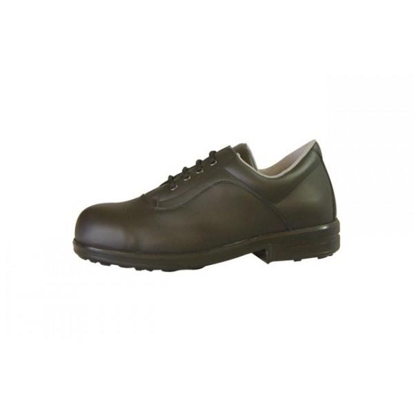 chaussures de sécurité à fermeture lacets