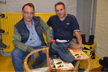 marc pierard neweverbest chaussures des sécurité belge