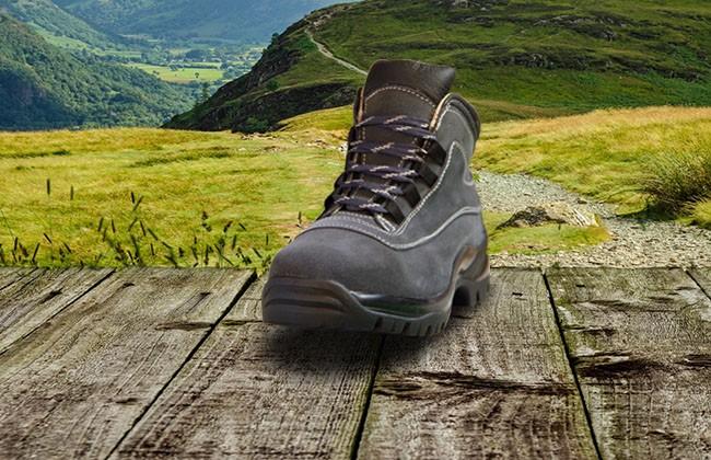 Chaussure de randonnée mixte belge