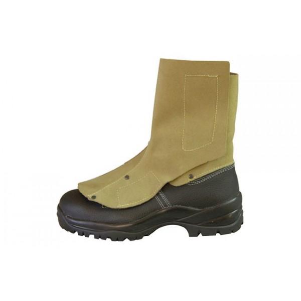 Chaussure de sécurité pour soudeurs